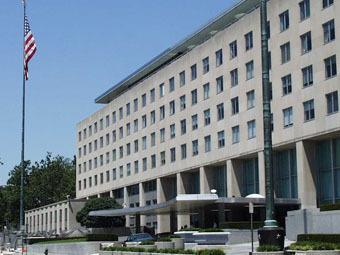 Здание Госдепартамента США в Вашингтоне. Фото с сайта visitingdc.com