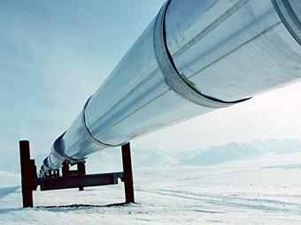 Газопровод на Аляске. Фото с сайта downstreamtoday.com