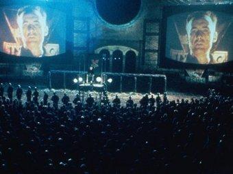 "Кадр из фильма ""1984"" 1984 года"