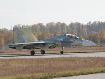 Су-30МК. (Фото от сайта sukhoi.org)