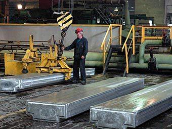 Украина отсудила у Дерипаски алюминиевый завод
