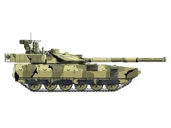 Боевой танк армата оснастят