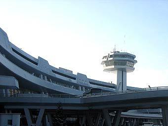 Аэропорт Минска. Фото с сайта airport.by