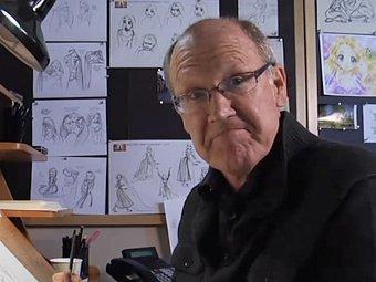 Глен Кин, фото с сайта animationmagazine.net