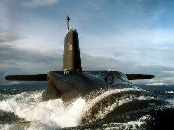 АП клас Vanguard (Фото ВМС на Великобритания)