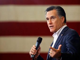 Митт Ромни. Фото Reuters