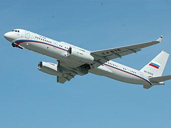 Ту-214СР (Фото от сайта uacrussia.ru)