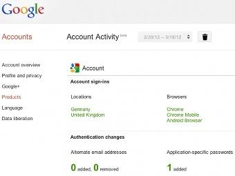 Скриншот страницы с личной статистикой