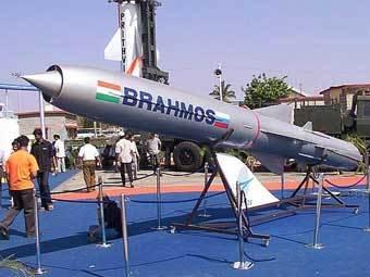 """Ракета """"БраМос"""". Фото с сайта testpilots.ru"""