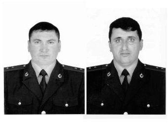 В дагестанском Хасавюрте убиты двое полицейских