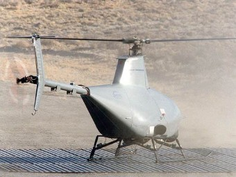 MQ-8B. Фото с сайта naval-technology.com