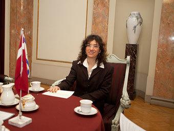 Хагит Бен-Яаков. Фото с сайта reitingi.lv