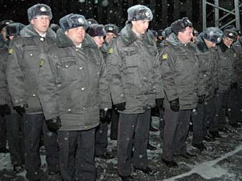 Полицейских из Татарстана перебросили из Чечни в Дагестан