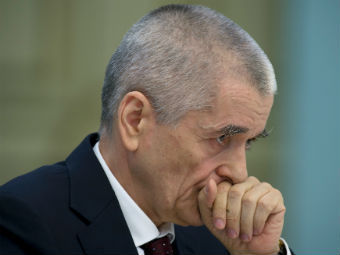 Геннадий Онищенко. Фото РИА Новости, Сергей Гунеев