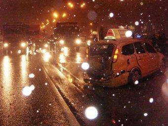 Фото с места происшествия с сайта ГУ МВД по Москве