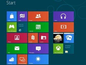 Microsoft рассказала о трех версиях Windows 8