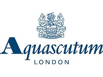 Логотип Aquascutum