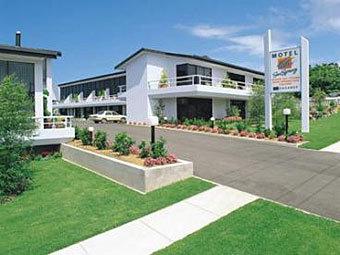 Мотель в Австралии. Фото с сайта hotelsclick.com