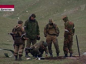 В Дагестане боевики напали на военнослужащих ВВ МВД РФ