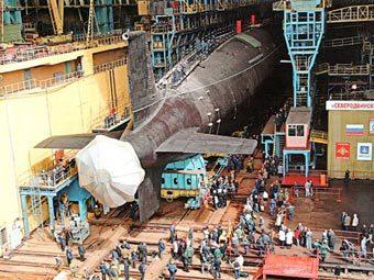 """АПЛ """"Ясень"""". Фото с сайта paralay.com"""