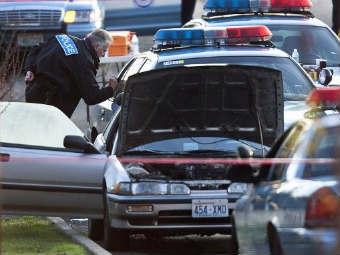 Житель Сиэтла сообщил из своей машины о ее угоне
