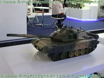 основен боен танк VT-2