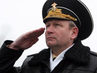 Вицеадмирал Чирков