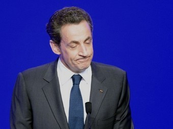 Ніколя Саркозі остаточно програв вибори