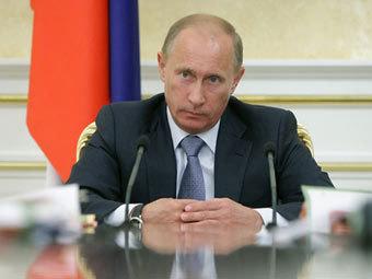 Владимир Путин. Фото с сайта premier.gov.ru