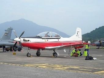 Pilatus PC-7 Mk. II. Фото с сайта key.aero