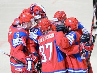 Чемпионат Мира по хоккею 2012.