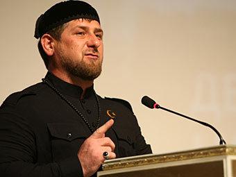 Рамзан Кадыров уволил правительство Чечни