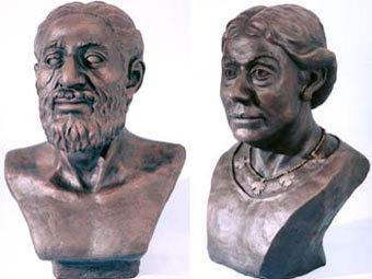 Древние туркмены. Фото с сайта goodforum.net