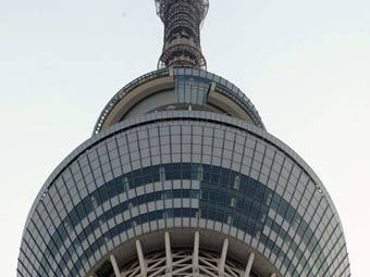 Tokyo Skytree. Фото Reuters