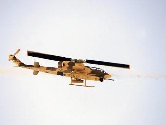 AH-1 Cobra на СВ на Иран. Фото от архива на Jane's