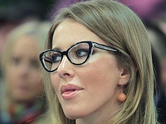 Ксения Собчак. Фото РИА Новости, Екатерина Чеснокова