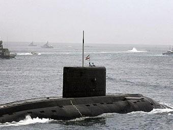 """ДЭПЛ типа """"Тарег"""" ВМС Ирана. Фото с сайта defence.pk"""