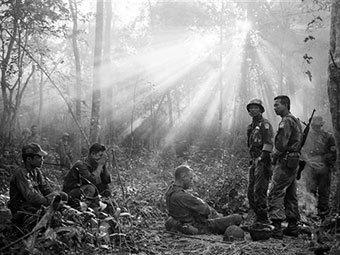 Война во Вьетнаме. Архивное фото ©AP