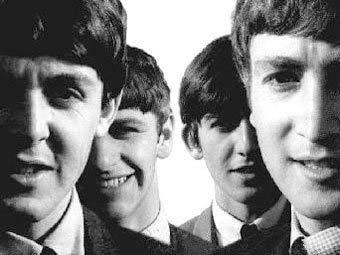 The Beatles. Фото с сайта johnlennon.it