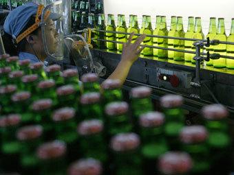 Японцы с китайцами откроют совместную пивоваренную компанию