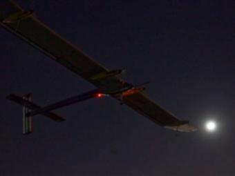Solar Impulse. Фото ©AP