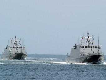 Корабли ВМС Тайваня. Фото с сайта armybase.us