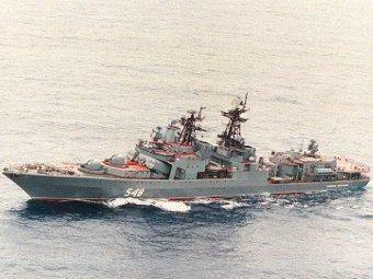 """""""Адмирал Пантелеев"""". Фото с сайта http://www.dodmedia.osd.mil/"""