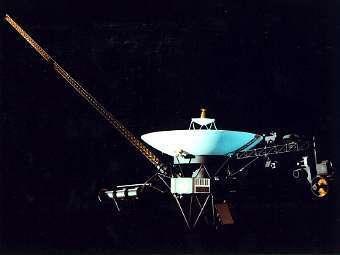 "Аппарат ""Вояджер-1"". Изображение NASA"
