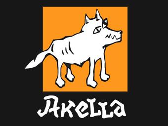 """Логотип компании """"Акелла"""""""