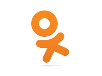 """Логотип """"Одноклассников"""""""