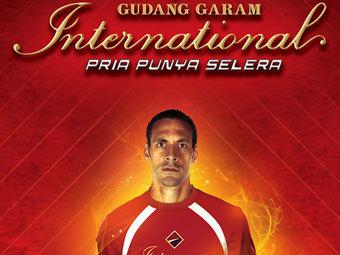 Рио Фердинанд в рекламе Intersport