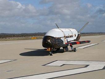 X-37B. Фото ©AFP