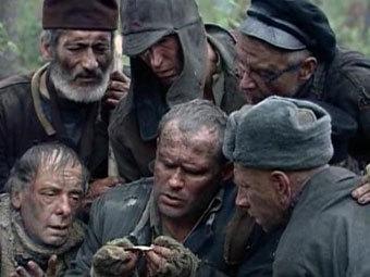 """Кадр из фильма """"Служу Советскому Союзу"""""""