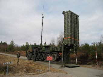 ЗРК SAMP/T Aster 30. Фото с сайта militaryphotos.net